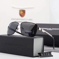 Exclusive  Porsche Design Sunglass - P'8712 Silver Replica Edition