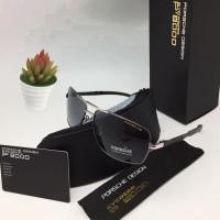 Exclusive  Porsche Design Sunglass - P'8724 Black Replica Edition