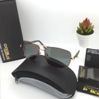 Exclusive  Porsche Design Sunglass - P'8724 Golden Replica Edition
