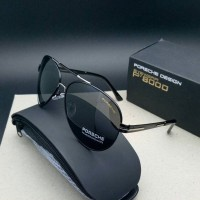 Exclusive  Porsche Design Sunglass - P'8811 Black Replica Edition