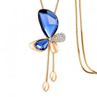 Butterfly Long Locket