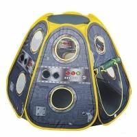 Modern Spacecraft Ball House 665-1