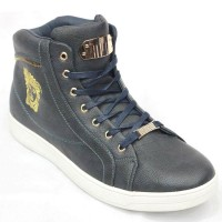 Stylish Men's Faux Leather Converse FFS211