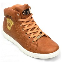 Stylish Men's Faux Leather Converse FFS213