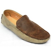 Men's Faux Lather Loafer FFS244