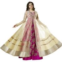Prachi Desai Anarkali Dress With Long Jacket WF053
