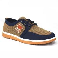 Multicolor Fabric Sneakers Shoe For Men FFS711