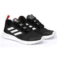 Black Cotton Fabrics Sneakers Shoe for Men FFS704