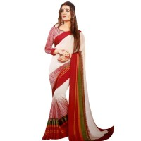 Pohela Boishakh Rachna Georgette Saree Collection RA102
