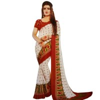 Pohela Boishakh Rachna Georgette Saree Collection RA103