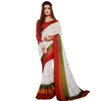 Pohela Boishakh Rachna Georgette Saree Collection RA104