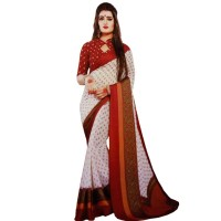 Pohela Boishakh Rachna Georgette Saree Collection RA105