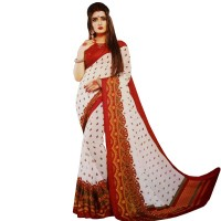 Pohela Boishakh Rachna Georgette Saree Collection RA106