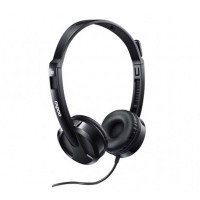 Rapoo H100 Wired Headset Black RP043