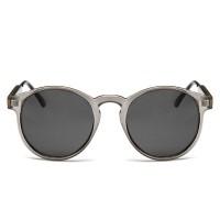 Vintage Gray Circle UV400 Trending Sunglasses RB703