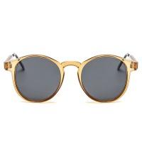 Vintage Champagne Circle UV400 Trending Sunglasses RB705