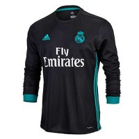 Real Madrid Full Sleeve Away Jersey 2017-18