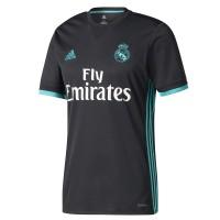 Real Madrid Half Sleeve Away Jersey 2017-18
