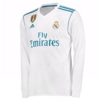 Real Madrid Full Sleeve Home Jersey 2017-18