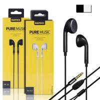 Original REMAX RM 303 Pure Music Surround Headset  Black/White