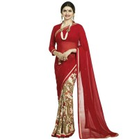 Pohela Boishakh Dupion Silk Saree VF103