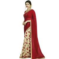 Pohela Boishakh Dupion Silk Saree VF105