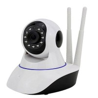 Dual Antenna WiFi IP Camera Wireless CCTV Camera 360 Degree Newest Security Camera