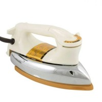 Jackpot Heavy Weight Electric Iron - White
