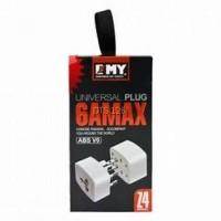 EMY Universal Plug 6A Max Z4