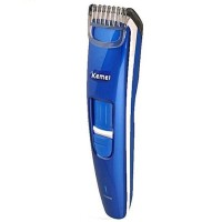 Kemei  KM 2017 Professional  Hair Clipper And Trimmer -  Blue