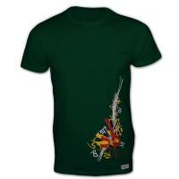 Exclusive Ekushey Printed T-Shirt SG69