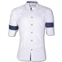 Eid Exclusive & Stylish Pure Cotton Printed Casual Shirt JP212