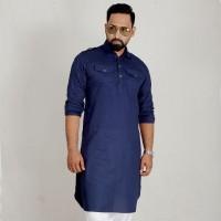 Simple Lifestyle Festive Collection Premium Kabli Panjabi SK722