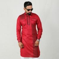 Simple Lifestyle Festive Collection Premium Kabli Panjabi SK727