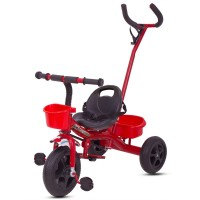 Smart Tricycle with Push Bar for Kids SMT109