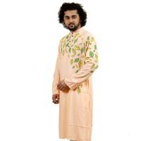 SIMPLE OUTFITS Festive Collection Cotton Print Panjabi SP2171