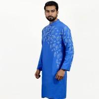 SIMPLE OUTFITS Festive Collection Cotton Print Panjabi SP2172