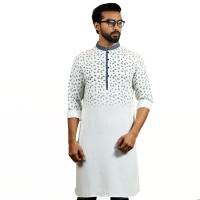 SIMPLE OUTFITS Festive Collection Cotton Print Panjabi SP2180