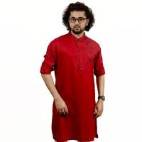 SIMPLE OUTFITS Festive Collection Cotton Print Panjabi SP2188
