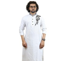 SIMPLE OUTFITS Festive Collection Cotton Print Panjabi SP2189