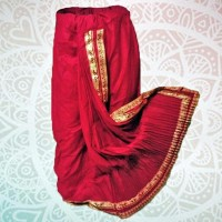 SIMPLE OUTFITS Puja Collection Banarash Silk Dhoti SP802