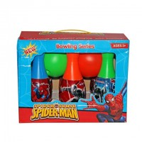 Spider Man Bowling Set