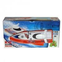 Sport's Racing Speed Boat