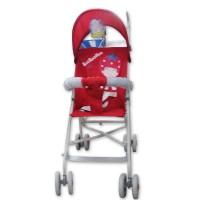Baby Stroller 605B (Red)