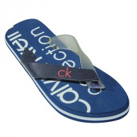 Stylish CK Flip Flops EP2016 Navy Blue