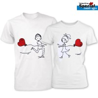 Valentine Special Couple T-Shirt SW765