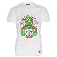 Exclusive Puja Collection Round Neck T - Shirt : SW3156