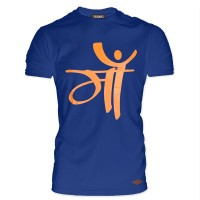 Exclusive Puja Collection Round Neck T - Shirt : SW3158