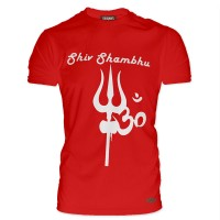 Exclusive Puja Collection Round Neck T - Shirt : SW3160