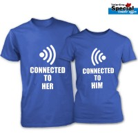 Valentine Special Couple T-Shirt SW3245